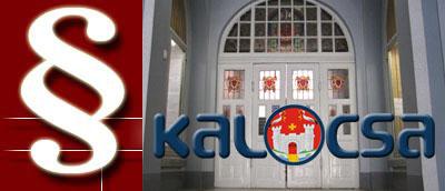 kalocsa-rendeletek