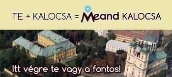 MEandAPP Okostelepülés Projekt – Kalocsa
